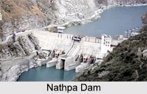 Nathpa Dam, Himachal Pradesh