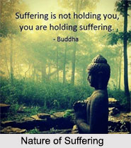 Nature of Suffering, Four Noble Truths, Buddhism