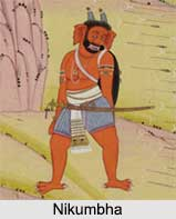 Nikumbha, Son of Kumbhakarna