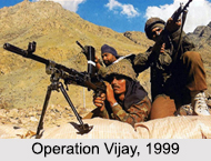 Operation Vijay, 1999