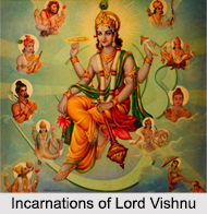 Origin of the Concept of Incarnations of Lord Vishnu