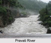 Parvati River, Himachal Pradesh
