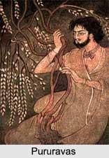 Pururavas, Son Of Buddha