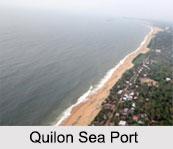 Quilon Sea Port, Kerala