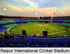 Raipur International Cricket Stadium, Raipur