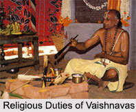 Religious Duties of Vaishnavas