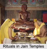 Rituals in Jain Temples