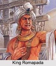 Romapada, King Of Anga