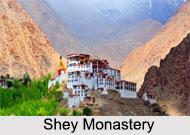 Shey Monastery, Leh, Jammu & Kashmir
