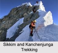 Sikkim and Kanchenjunga Trekking, Trekking in India