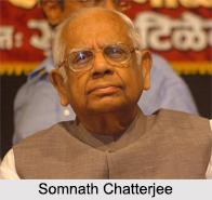 Somnath Chatterjee, Former Lok Sabha Speaker