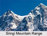 Sringi Mountain Range