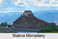 Stakna Monastery, Leh District, Ladakh