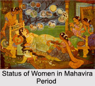 Status of Women in Mahavira Period, Jainism