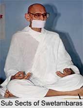 Sub Sect of Swetambaras