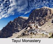 Tayul Monastery, Lahaul and Spiti, Himachal Pradesh