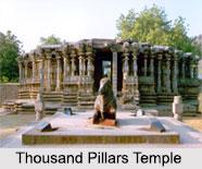 Thousand Pillars Temple, Telangana