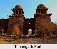 Timangarh Fort, Rajasthan