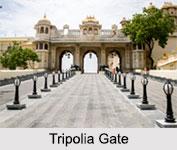 Tipolia Gate, Ajmer, Rajasthan