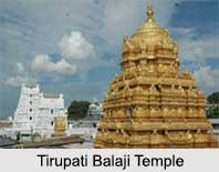Tirupati Balaji Temple, Indian Temples
