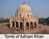 Tomb of Adham Khan, Mehrauli, Delhi