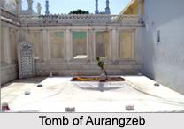 Tomb of Aurangzeb, Khuldabad, Aurangabad