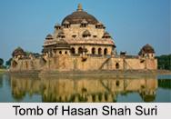 Tomb of Hasan Shah Suri, Sasaram