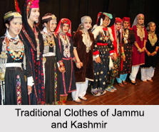 Traditional Dresses of Jammu and Kashmir