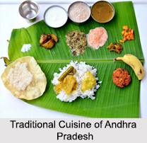 Traditional Cuisine of Andhra Pradesh