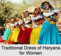 Traditional Dress of Haryana