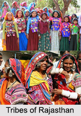 Tribes of Rajasthan, Indian Tribal People
