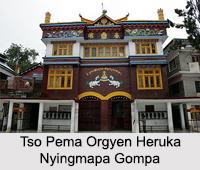 Tso-Pema Ogyen Heru-kai Gompa, Mandi, Himachal Pradesh