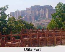 Utila Fort, Madhya Pradesh