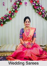Wedding Sarees, Indian Costume
