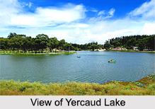 Yercaud Lake, Tamil Nadu