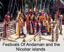 Art and Culture of Andaman and Nicobar Islands, Andaman and Nicobar Islands