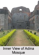 Adina Mosque, West Bengal