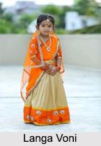 Traditional Dress of Andhra Pradesh