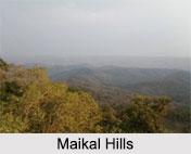 Maikal Hill, Chattisgarh