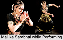 Mallika Sarabhai , Indian Classical Dancer