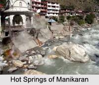 Manikaran, Kullu District, Himachal Pradesh