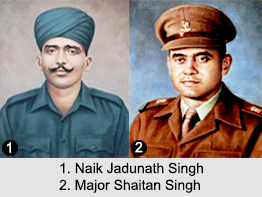 Heroes of Indian Army