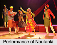 Folk Dance of Uttar Pradesh