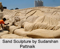 Indian Sand Sculptures