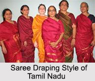 Traditional Dress of Tamil Nadu