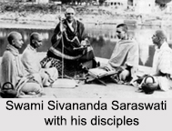 Swami Sivananda Saraswati, Indian Saint