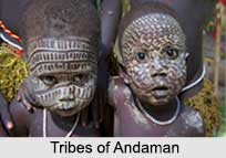 People of Andaman, Andaman and Nicobar Islands