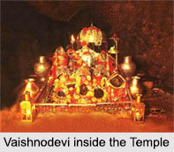 History of Vaishnodevi temple