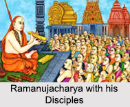 Ramanujacharya, Indian Saint