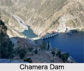 Chamera Dam, Himachal Pradesh